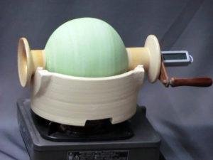 陶器製コーヒー焙煎機<br /> 遠赤外線ロースター<br /> 珈琲