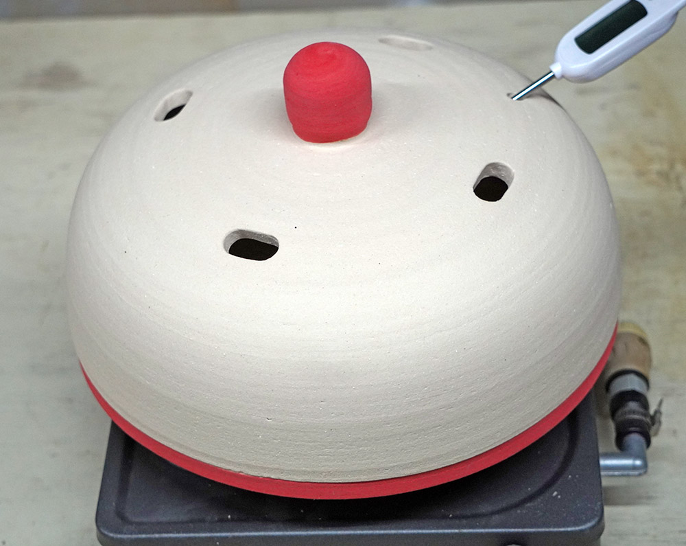 陶器製ピザ窯「珈悦 Piccolo」